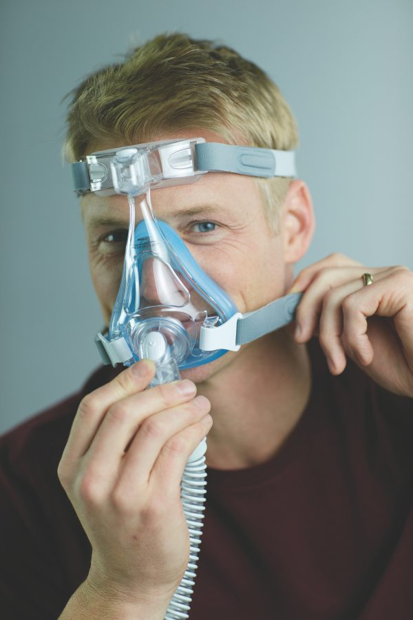Full Face BIPAP Mask