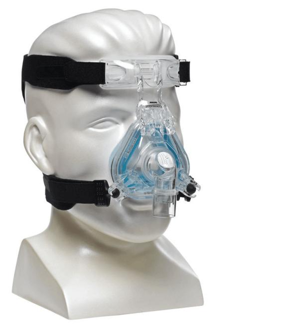 Blue Nasal Mask